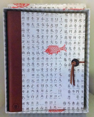 Chinese Alphabet Italian Journal by Rossi