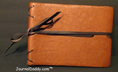 Legatoriad' Arte Leather Photo Album, Made in Italy