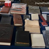 Journals, notebooks and sketchbooks make great gifts and last!